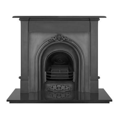 Prince Cast Iron Fireplace Insert | Carron