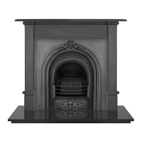 Prince Cast Iron Fireplace Insert | Carron