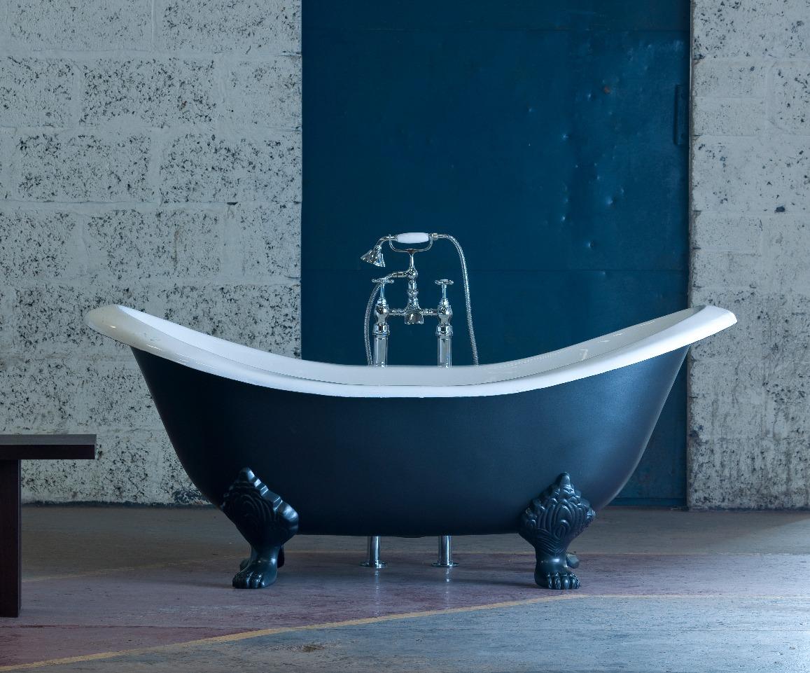 Arroll The Villandry Cast Iron Bath now available at Foundry Cast Iron!