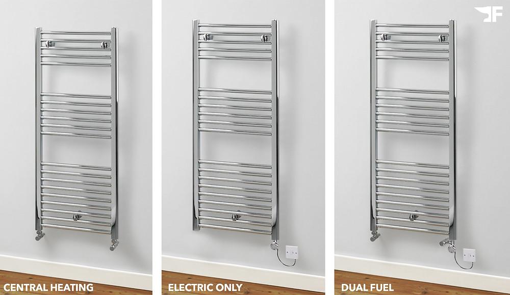 Towel Rail fuel options