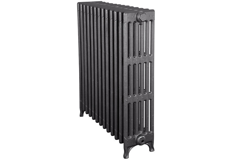 The Victorian 920mm, 6 Column, 13 Sections   Foundry Grey   Carron
