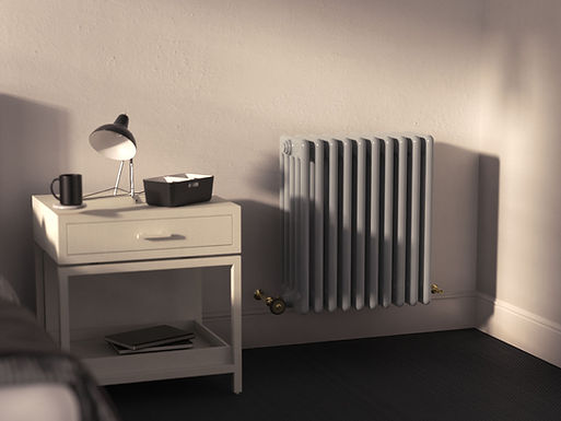 Multisec Bespoke Steel 5 Column Radiator | Foundry | Request a Quote: