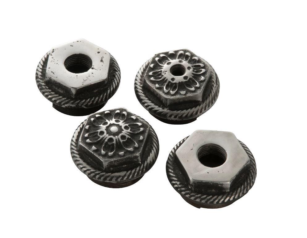Cast Iron Radiator decorative end caps