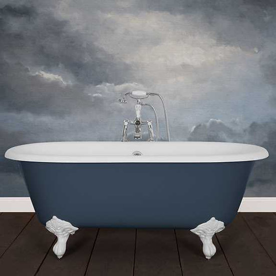Dryden Small Cast Iron Bath | Hurlingham