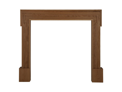 Palladio Wooden Fireplace Surround | Carron