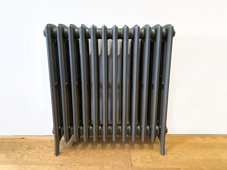 Neo Georgian 760mm, 4 Column, 12 Sections | Old Pewter