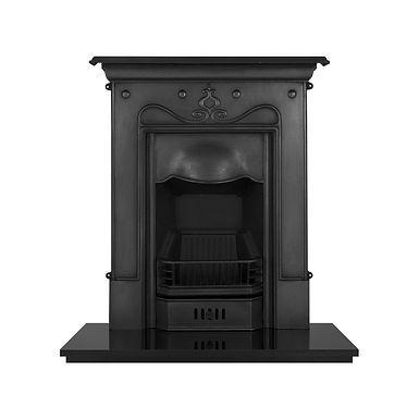 Tulip Cast Iron Combination Fireplace | Carron