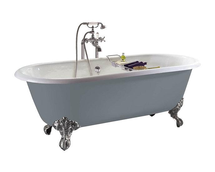 Baby Buckingham Cast Iron Bath
