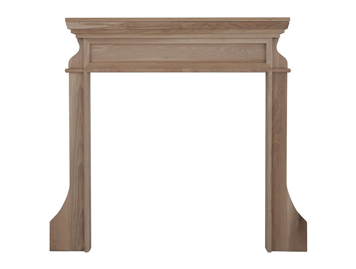 Clive Wooden Fireplace Surround | Carron