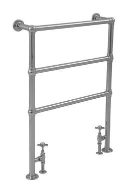 Beckingham Steel 3 Bar Towel Rail in Chrome | Carron