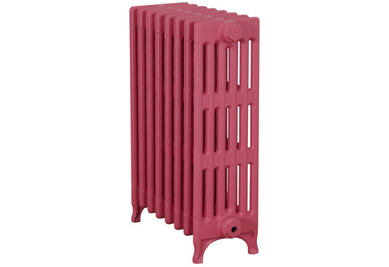 The Victorian 740mm, 6 Column, 8 Sections | Cranberry | Carron