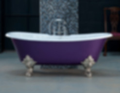 Arroll Bath | The Milan | Foundry Cast Iron Radiators and Baths