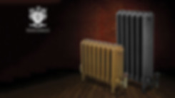 Paladin Cast Iron Radiators | Sold and supplied by Foundry Cast Iron Radiators and Baths | West Sussex UK