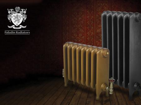 COMING SOON- Paladin Cast Iron Radiators