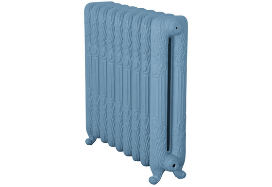 Sleeping Swan 775mm, 2 Column, 9 Sections | Sky Blue | Carron