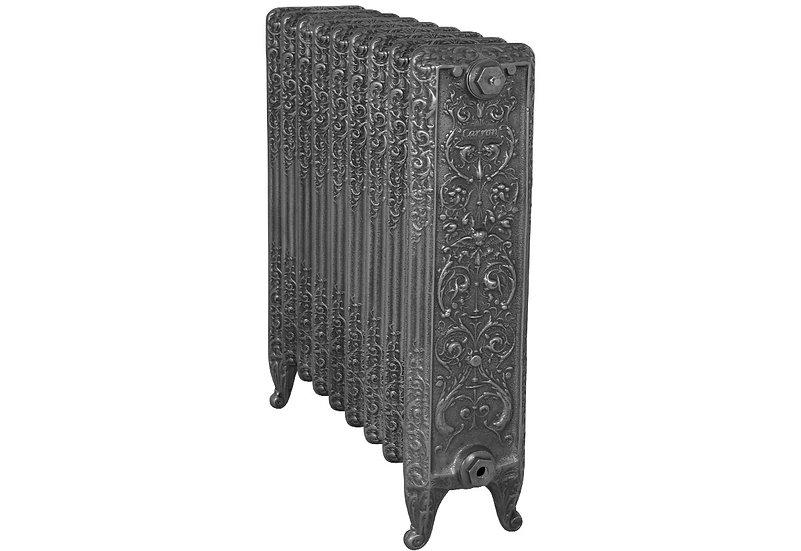 Veneto 840mm, 1 Column, 9 Sections | Hand Burnished | Carron