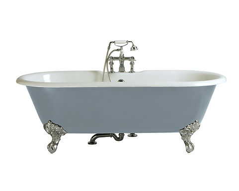 Buckingham Cast Iron Bath   Heritage