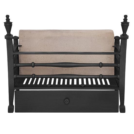 Georgian Cast Iron Fire Basket | Carron