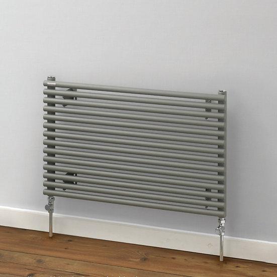 Battersea Horizontal Steel Radiator | Single | Foundry