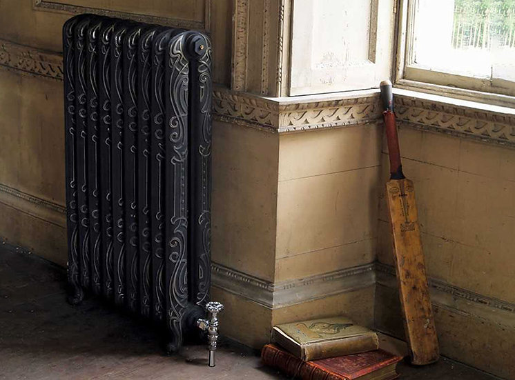 The Orleans cast iron radiator   Carron