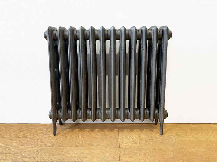 Pimlico 660mm, 4 Column, 12 Sections | Old Pewter