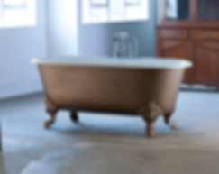 Arroll Bath | The Cheverny | Foundry Cast Iron Radiators and Baths