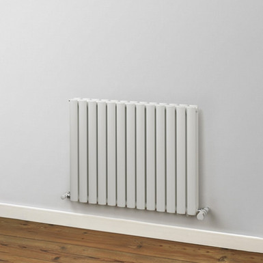 Finsbury Vertical Steel Radiator | Single | Foundry