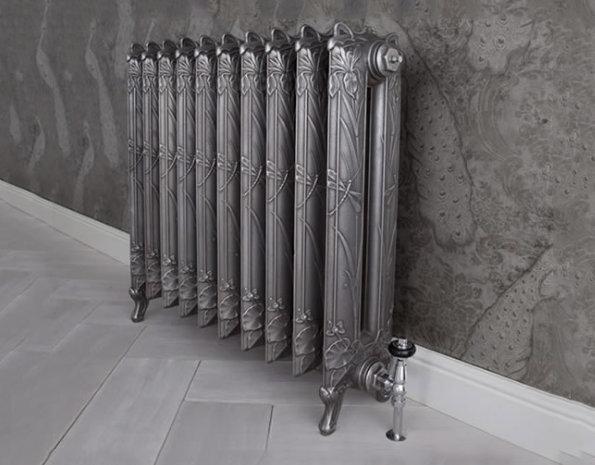 Carron The Dragonfly cast iron radiator from foundry cast iron