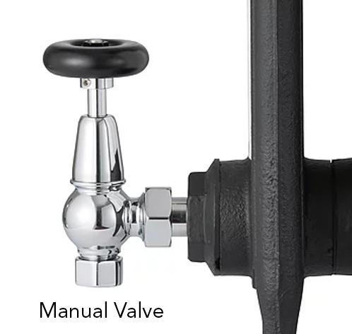 arroll Manual radiator valve