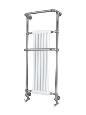 Cabot Wall Mounted Steel Towel Rail | Heritage
