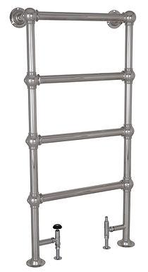 Colossus Steel 4 Bar Towel Rail - 650mm x 1300mm | Carron
