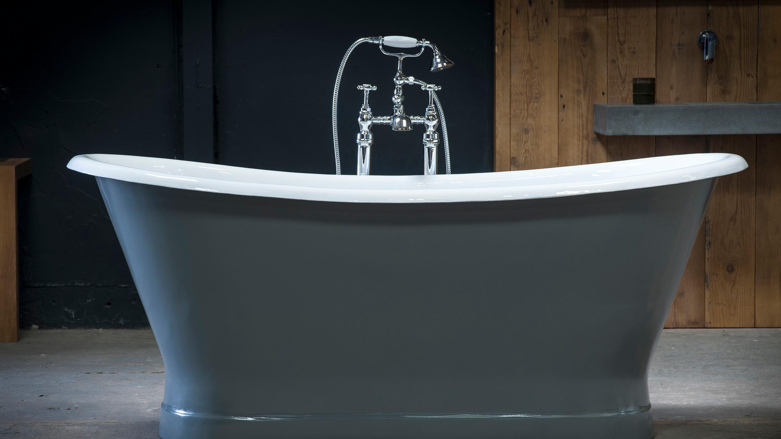Arroll The Lyon Cast Iron Bath now available at Foundry Cast Iron!