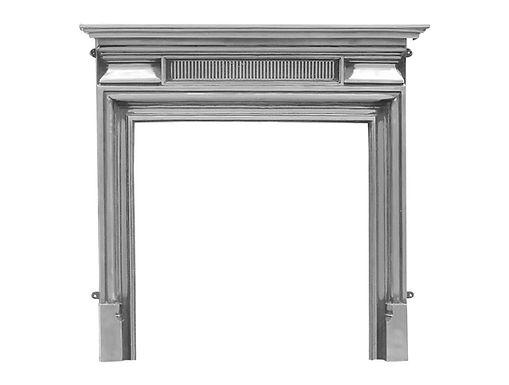 Belgrave Cast Iron Fireplace Surround | Carron