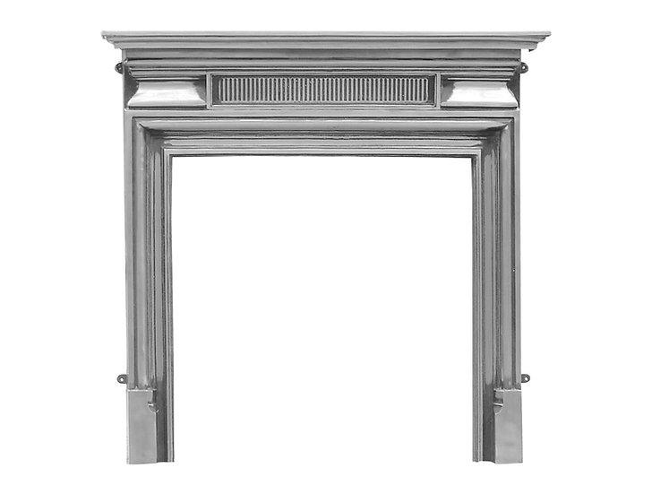 Belgrave Cast Iron Fireplace Surround polish | Carron