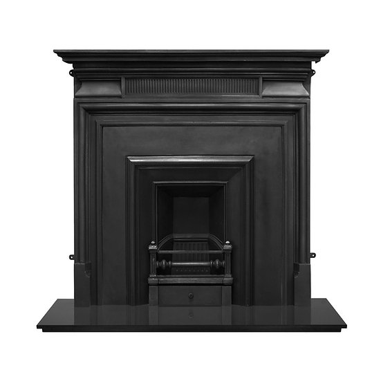Royal (Narrow) Cast Iron Fireplace Insert | Carron