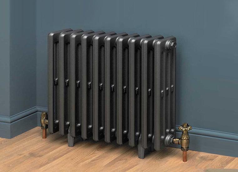 The Storrington 4 Column Cast Iron Radiator (Short) | Foundry