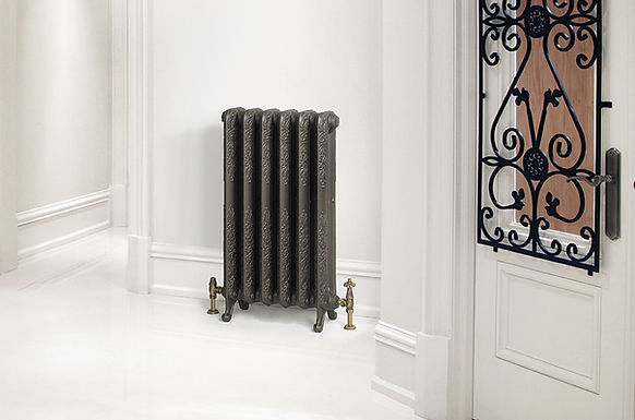 The Loxwood 2 Column Cast Iron Radiator | Foundry