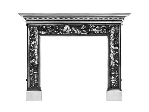 Mayfair Cast Iron Fireplace Surround | Carron