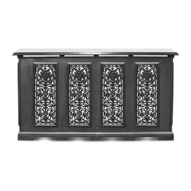 Cast Iron 4 Panel Radiator Cover | Carron