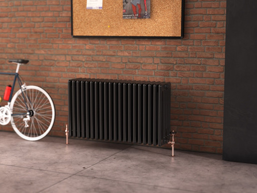 Multisec Bespoke Steel 6 Column Radiator | Foundry | Request a Quote: