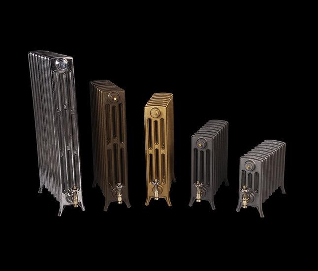 Paladin Neo Georgian 4 Column Cast Iron Radiator range