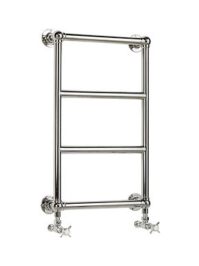 Portland Wall Mounted Steel Towel Rail | Heritage