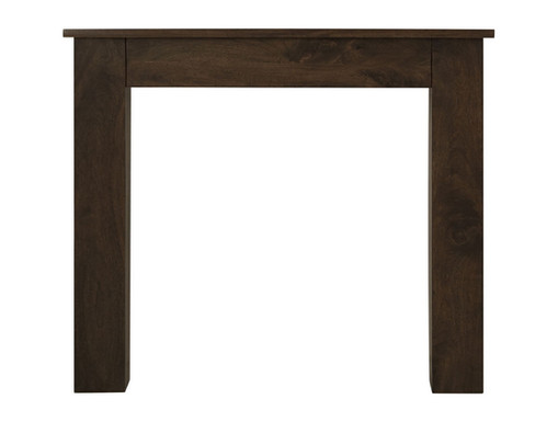 New England Wooden Fireplace Surround | Carron