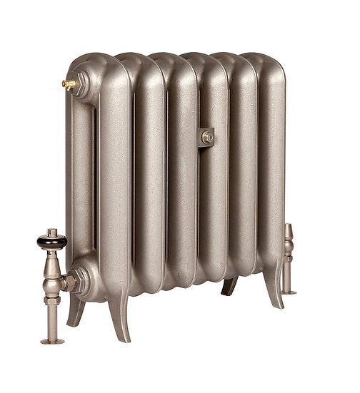 The Neptune 2 Column 560mm Cast Iron Radiator | Castrads
