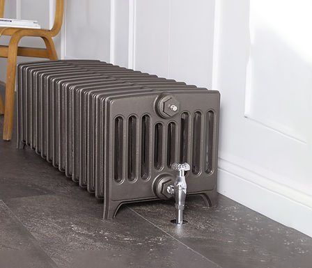 The Rathmell 9 Column Cast Iron Radiator | Carron