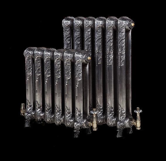 Paladin The Shaftsbury cast iron radiator heights