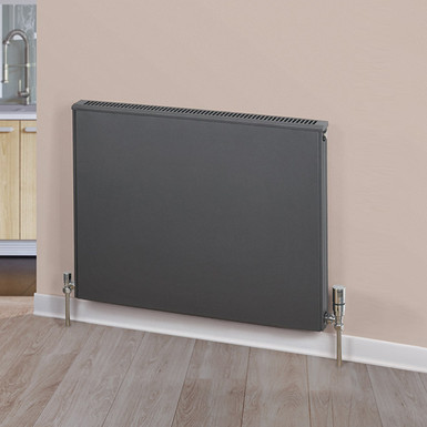 Clerkenwell Steel Radiator | Horizontal | Foundry