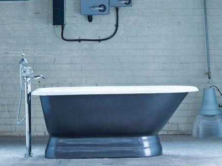 Arroll Cast Iron Baths Now Available!
