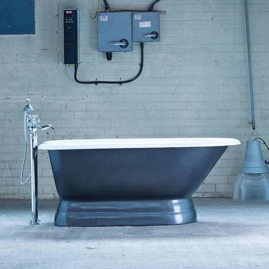 The Toulouse Cast Iron Bath   Arroll