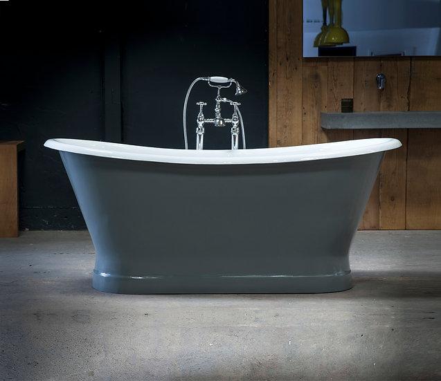 The Lyon Cast Iron Bath | Arroll